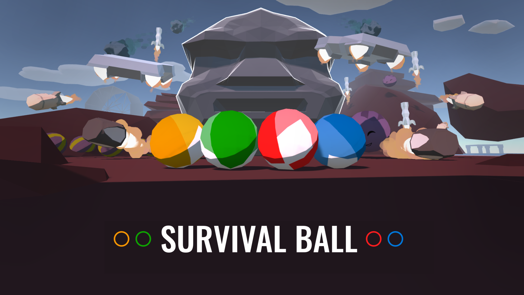 Survival Ball - Gameplay Trailer